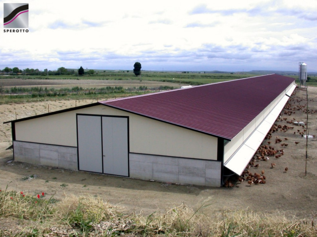 Prefabricated Poultry Houses